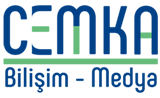 ÇEMKA BİLİŞİM & MEDYA Logo